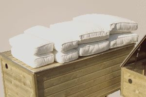 Een kist voor tuinkussens heeft meerdere voordelen wst vriezenveen
